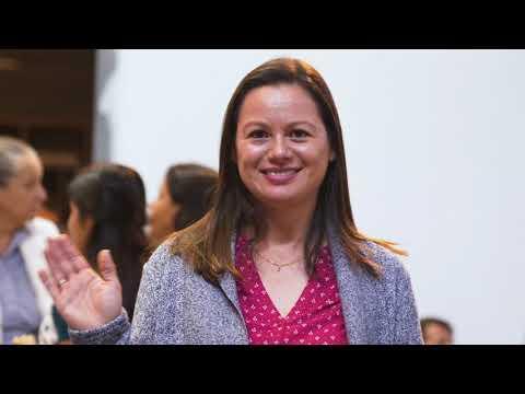 Ciudad de Guatemala - Entrenamiento de Mujeres