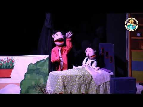 Los pacificadores - Obra de teatro