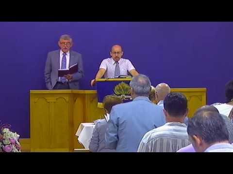 Provisiones para el bienestar de la obra de Dios - Juan Hanna