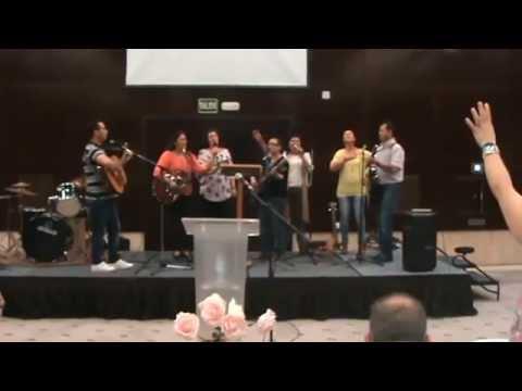 Me Rindo Ante Ti - Retiro Iglesia Betania En Punta Unbria (03 04 2015)
