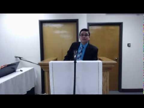 ACTITUDES BIBLICAS PARA EL SERVICIO CRISTIANO - IGLESIA BAUTISTA EL CAMINO