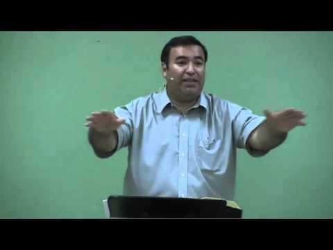 El Pastor Hombre De Dios 1 Timoteo 6 -11 -14 - Ramon Covarrubias