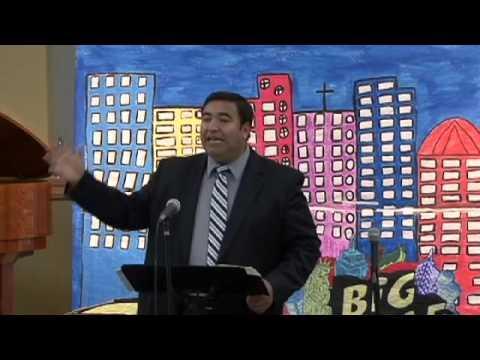 Como Presentar A Cristo Pt 1- Ramon Covarrubias