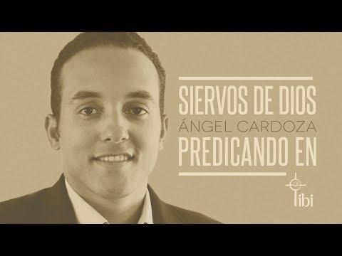 Ángel Cardoza - Siervos de Dios predicando en La IBI