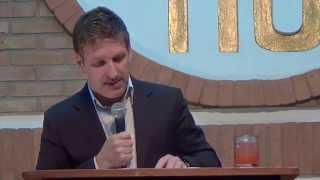 Luis Rodas -  La comunión intima con Dios y nuestra lengua
