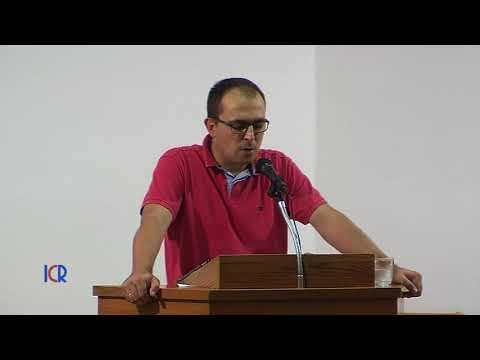 Eduardo Morillas - No tendrás otros dioses - Éxodo 19:16-25 y 20:1-3 y Job 38:1-41