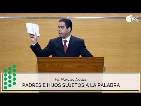 """Narciso Nadal - """"Padres e hijos sujetos a la Palabra"""" Highlight"""