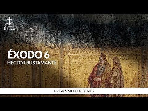 Héctor Bustamante - Breve meditación de Éxodo 6