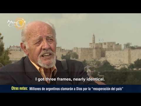 La foto de la Guerra de los Seis Días que documenta la historia israelí