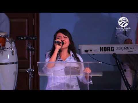 Berenice Ponce - 27 de Agosto de 2017 - Alabanza y Adoración