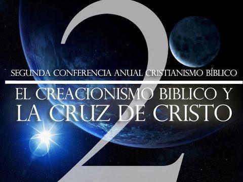 Conferencia Cristianismo Bíblico Y Respuestas En Génesis (Promocional)