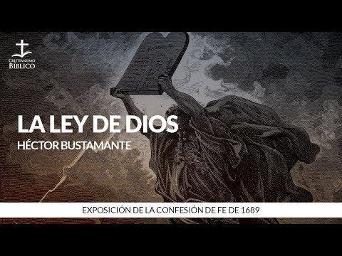 La ley de Dios - Héctor Bustamante