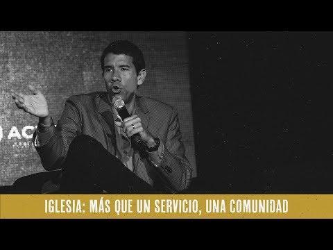 Josue Mercado - Iglesia: más que un servicio, una comunidad