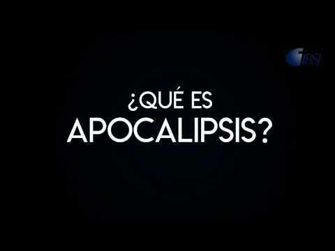 """Salvador Gómez Dickson - """"Una Revelación Digna de ser ponderada"""" Apocalipsis 1:1-3"""