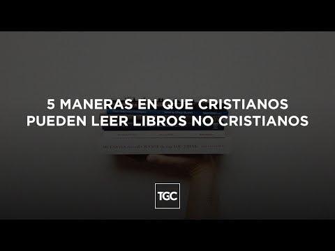 5 maneras en que cristianos pueden leer libros no cristianos