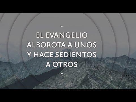 Pastor Miguel Núñez - El evangelio alborota a unos y hace sedientos a otros