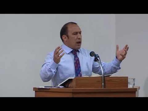 Isaac Berrocal - Bástate mi gracia. 2 Corintios 12:1-10