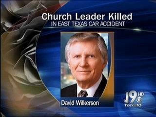 David Wilkerson Muere En Accidente Al Este DeTexas