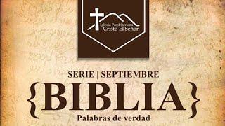 """""""Biblia - Palabras de Verdad"""" - 4 - """"Palabra de vida"""""""