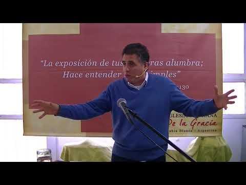 José Luis Peralta - ¿Porqué Jesús debía morir por el hombre pecador?