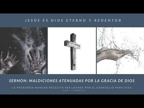 Maldiciones atenuadas por la gracia de Dios