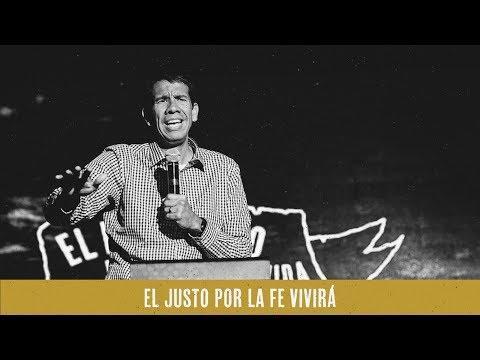 José Mercado - El justo por la fe vivirá
