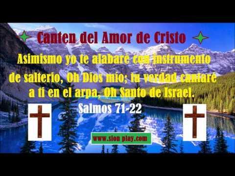 Canten Del Amor De Cristo