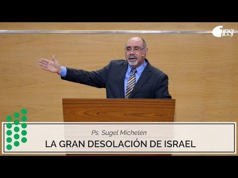 "Sugel Michelén - ""La gran desolación de Israel"" Highlight #2"