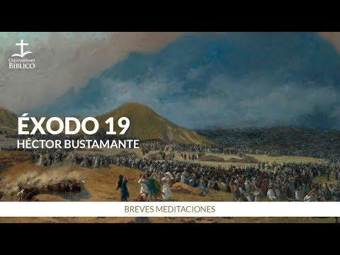 Héctor Bustamante - Breve meditación de Éxodo 19