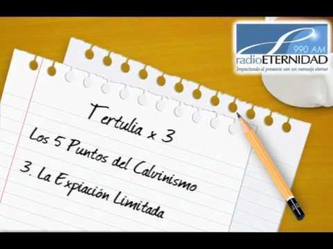 Tertulia X 3.  - La Expiación Limitada