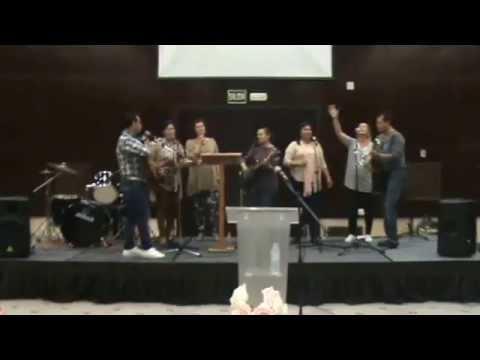 Yo Te Adoro A Ti  Alabanza - Retiro Iglesia Betania En Punta Unbria (02-04-2015)