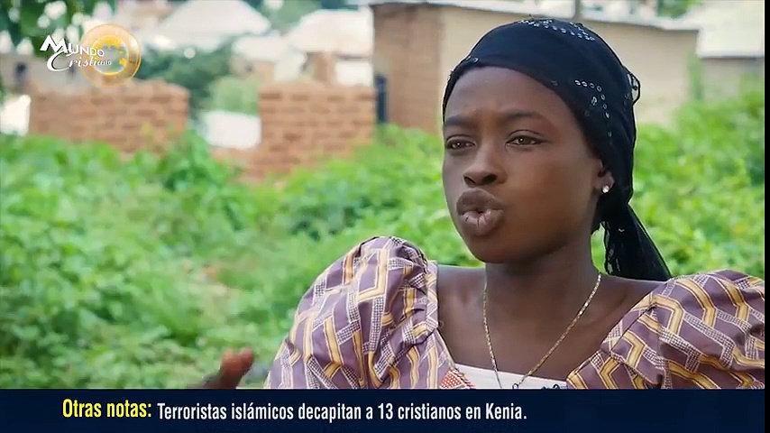 Testimonio - Una mujer que fue secuestrada por Boko Haram relata cómo Dios la ayudó a escapar