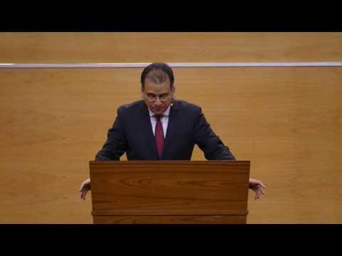 """Leopoldo Espaillat - """"Un llamado a la consagración total al Señor"""""""