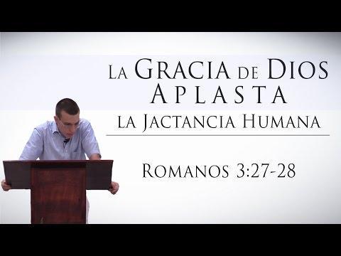 Josef Urban - La Gracia De Dios Aplasta La Jactancia Humana