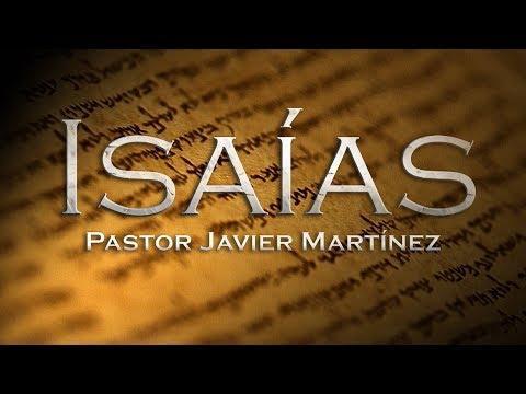 Pr. Javier Martínez - Libro de Isaías - video 1