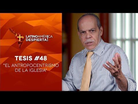 Miguel Núñez -  El antropocentrismo de la iglesia - Tesis - 48