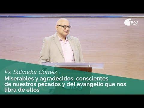 Salvador Gómez - Conscientes denuestrospecadosydelevangelioquenoslibra de ellos