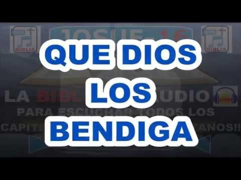 La Biblia Audio  (Josue Capitulo 16)