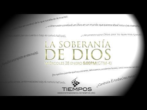 """Entendiendo Los Tiempos Cap -103 """"La Soberania de Dios, preguntas y respuestas"""""""