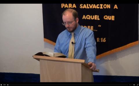 Sé reconciliado con Dios y con otros - Jason Boyle