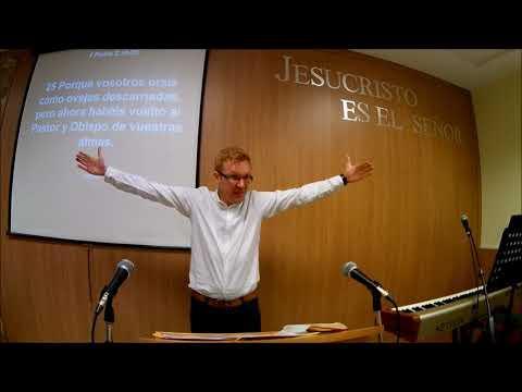Will Graham  - Las ovejas del Señor (1 de Pedro 2:25)