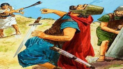 DAVID Y GOLIAT (MUSICA CRISTIANA PARA NIÑOS  )