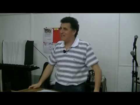 José Luis Peralta  - Una Iglesia santa que trae gloria al Señor