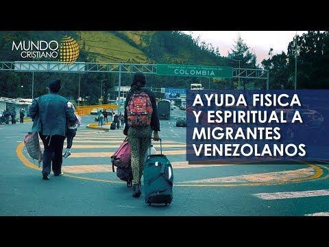 Noticias Cristianas - World Vision ayuda ls miles de venezolanos que se ven forzados a dejar su pais