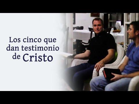 Tim Conway - Los Cinco Que Dan Testimonio De Cristo