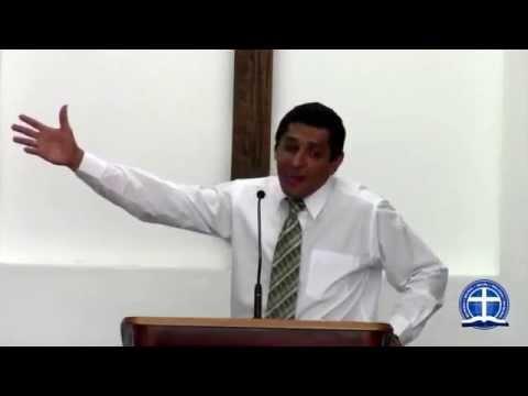Aqua De La Roca Exodo 17- 1 7 Pastor -Eric Rosales