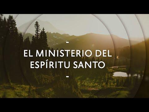 Pastor Miguel Núñez - El Ministerio del Espíritu Santo