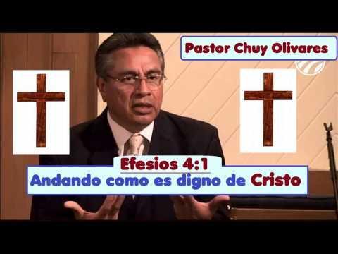 Chuy Olivares -  Andando Como Es Digno De Cristo