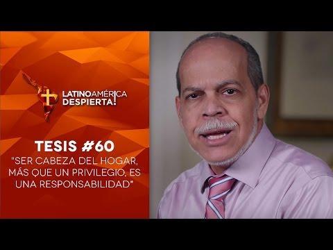 Miguel Núñe - Tesis - 60  Ser cabeza del hogar, más que un privilegio, es una responsabilidad