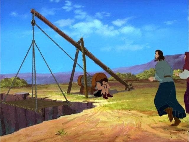 Lazaro Vive - Historias biblicas - Nuevo Testamento